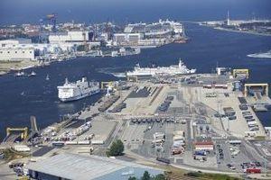 Nga và Bỉ sẽ xây dựng trạm trung chuyển LNG ở Đức