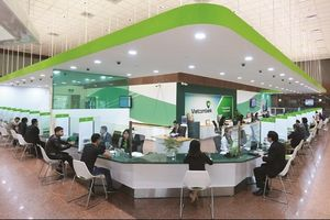 Vietcombank sẽ phát hành gần 54 triệu cổ phần cho ngân hàng Mizuho (Nhật Bản)