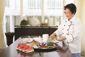 Nghệ nhân ẩm thực Ánh Tuyết: Đầu bếp của những chính khách