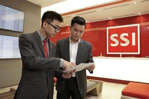Thị trường sụt giảm mạnh, doanh thu môi giới của SSI vẫn tăng 32%