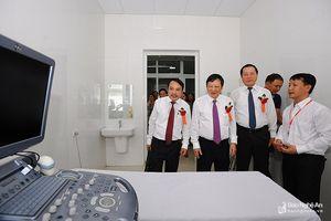 Khai trương Trung tâm Sàng lọc chẩn đoán trước sinh, sơ sinh Bắc Miền Trung