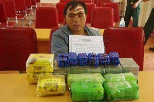 Nổi lên tình trạng đối tượng mang vũ khí 'nóng' tổ chức mua bán ma túy ở huyện biên giới