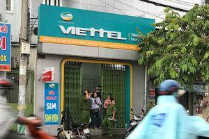 Một đại lý của Viettel bị trộm két sắt chứa tiền và tài sản hơn 1 tỷ đồng