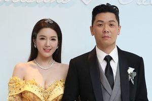 Hôn lễ ngọt ngào giữa Hoa hậu Trung Quốc và đại gia xấu xí bị ví như 'Người đẹp - quái vật' đời thực