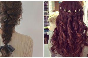 10 kiểu tóc tết vừa đơn giản lại siêu xinh mà nàng tóc dài nên 'bỏ túi'