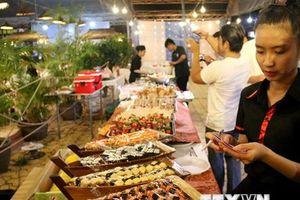 Khai mạc Liên hoan ẩm thực đặc sản Bình Thuận năm 2018