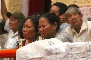Bí thư Thành ủy Nguyễn Thiện Nhân: Sai phạm ở Thủ Thiêm đến đâu, xử lý đến đó