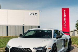 Siêu xe đường phố Audi R8 tung phiên bản 'chất như nước cất'
