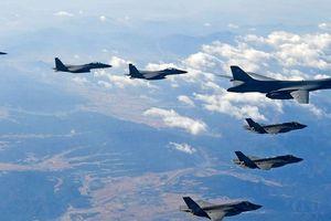 Mỹ-Hàn bất ngờ dừng tập trận Vigilant Ace để 'chiều lòng' Triều Tiên?
