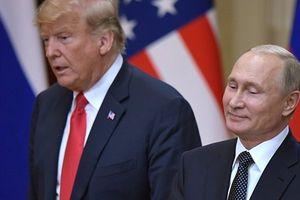Tổng thống Trump có thể gặp mặt Tổng thống Putin vào tháng 11