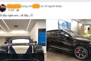 Danh tính đại gia xuống tiền tậu Lamborghini Urus đầu tiên tại VN