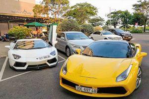 Những đại gia Việt nào từng sở hữu siêu xe Ferrari?