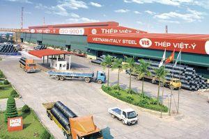 Thép Việt Ý lỗ nặng vì xuất khẩu khó khăn