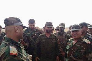 Chiến sự Syria: Chỉ huy lực lượng Mãnh hổ có mặt tại chiến trường đông Idlib