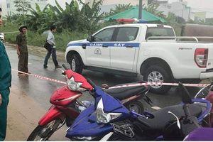 Tài xế Grabbike nghi bị cướp sát hại trong khu dân cư ở Sài Gòn