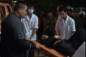 Vụ côn đồ vào tận bệnh viện truy sát nhau ở Thanh Hóa là do 'chửi thề'?