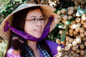 'Cảm ơn người dân Vĩnh Long đã cho tôi cơ hội được nhận Giải thưởng Phụ nữ Việt Nam'