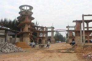Dự án KĐT biển Tiên Trang (Thanh Hóa): Chậm tiến độ, nhiều khuất tất trong đền bù, tái định cư