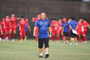 HLV Park Hang-seo: 'Tôi bị áp lực vì kỳ vọng lớn lao ở AFF Cup'