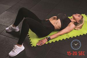 Bài tập thở 10 phút vừa giúp thư giãn tinh thần vừa giảm mỡ bụng