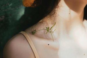 Nhìn dáng xương quai xanh có thể khám phá những điều chính bạn còn chưa biết về mình
