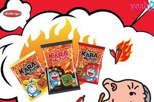 Cay ngon tan chảy – Bốc liền liền tay cùng snack Karamucho!!!