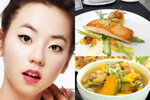 5 món ăn tốt cho mắt dễ nấu ngay tại nhà