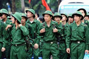 Nâng cao chất lượng chính trị của thanh niên nhập ngũ