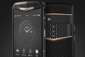 Vertu 'trở về từ cõi chết' với smartphone cao cấp giá hơn 325 triệu đồng