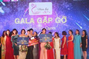 Gala 'Đàn bà 30+'- tôn vinh những người phụ nữ tuổi 30+