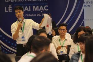 120 sinh viên xuất sắc tham dự Diễn đàn mô phỏng nghị viện trẻ