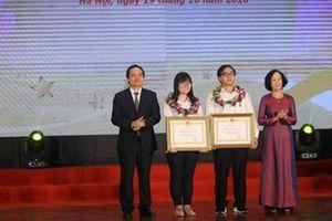 Tuyên dương 33 học sinh THPT đoạt giải Olympic quốc tế và khoa học kỹ thuật 2018