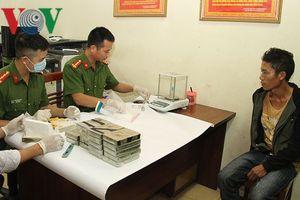 Bị bắt vì vận chuyển thuê 20 bánh heroin từ Thanh Hóa lên Yên Bái