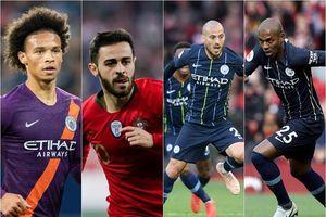 Đội hình Man City trận gặp Burnley: Chạy đà cho Champions League
