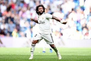 Marcelo ghi bàn đắng cấp, Real vẫn 'phơi áo' trước Levante