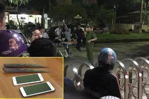 Cảnh sát triệu tập nhóm giang hồ xứ Thanh hỗn chiến náo loạn bệnh viện