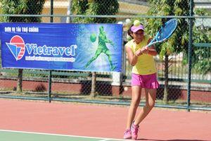 Khởi tranh giải tennis VTF Junior Tour 4 – Hưng Thịnh Cup 2018