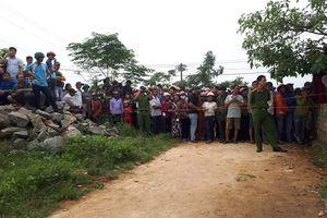 4 người trong gia đình ở Hà Tĩnh chết trong tư thế treo cổ