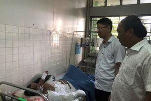 Nổ tàu cá Lý Sơn, Quảng Ngãi: Các ngư dân gặp nạn được hỗ trợ