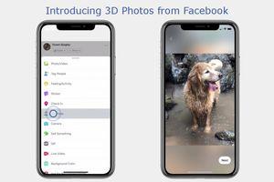 Hướng dẫn chi tiết cách đăng ảnh 3D trên Facebook