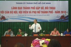 Bí thư Thành ủy TP Hồ Chí Minh: 'Sớm chấm dứt nợ lương công nhân vệ sinh'
