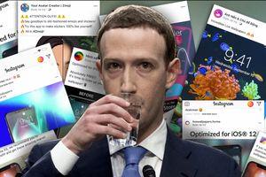 Ứng dụng dỏm giá cắt cổ nở rộ Facebook, Instagram tại VN