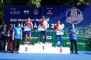 Hơn 2.500 VĐV tranh tài tại Giải Marathon quốc tế Di sản Hà Nội 2018