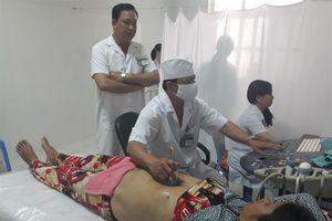 Bệnh viện Đa khoa Cái Nước: Làm tốt công tác chăm sóc sức khỏe nhân dân
