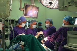 Phẫu thuật nội soi cắt dạ dày giảm béo