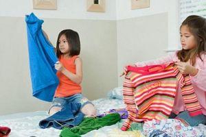 Cách để con tự giác làm việc nhà không phải cha mẹ Việt nào cũng dám thử