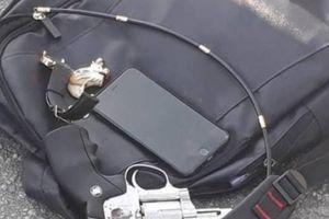 Khởi tố nhóm thanh niên dùng súng thanh toán nhau trên QL1A