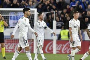 Real Madrid lập 2 kỷ lục tệ chưa từng có trong lịch sử