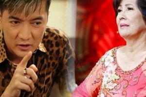 Mr Đàm, Dương Triệu Vũ vướng lùm xùm với nữ danh ca lớn tuổi