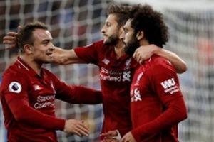 Liverpool thắng chật vật Huddersfield 1-0